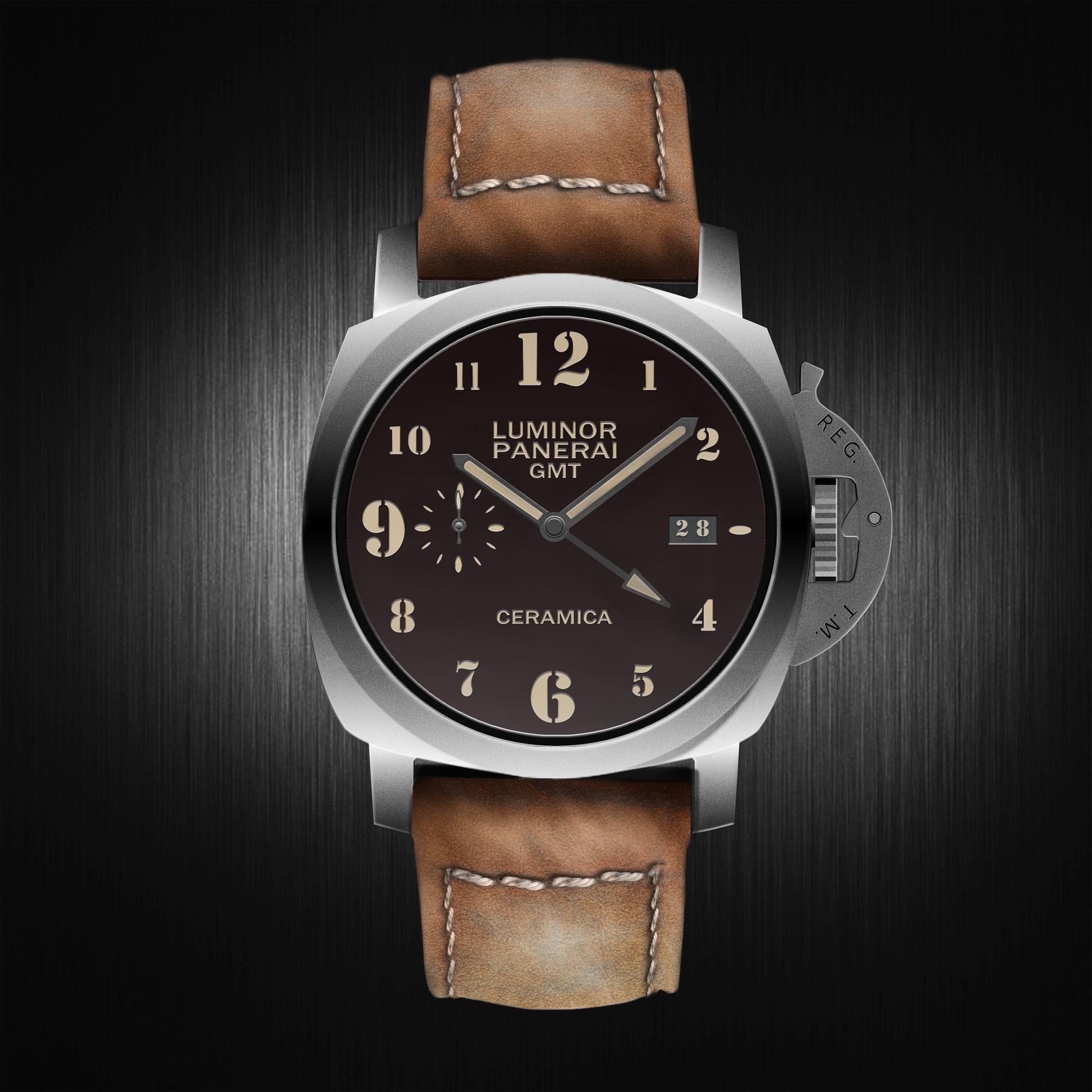 沛纳海手表表带多少钱(图)